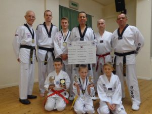 Taekwondo Club @ The Parish Hall | Golberdon | England | United Kingdom