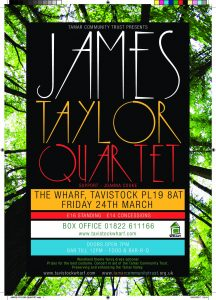 James Taylor Quartet @ The Wharf | England | United Kingdom