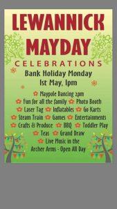 Bank Holiday Mayday Lewannick @ Lewannick   Lewannick   England   United Kingdom
