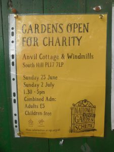South Hill Open Gardens @ Anvil Cottage & Windmills | South Hill | England | United Kingdom