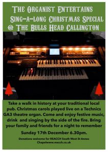 Christmas sing.a.long @ The BULLS HEAD | Callington | England | United Kingdom