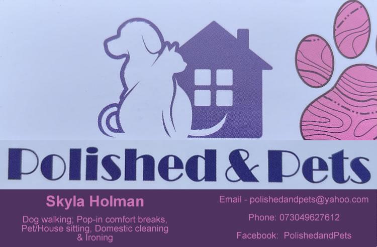 Polished And Pets