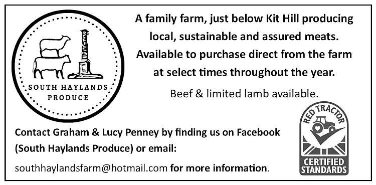 South Haylands Farm Produce